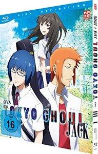 Tokyo Ghoul - OVAs Jack/Pinto - Blu-ray