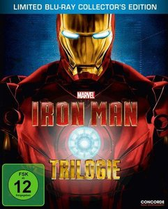 Iron Man Trilogie-Limited Blu-ray Coll (Blu-ray)