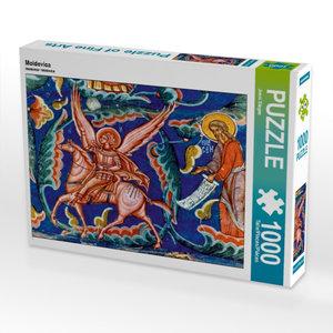 Moldovica 1000 Teile Puzzle quer