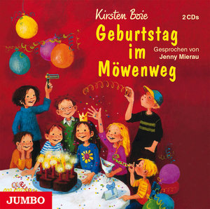 Geburtstag im Möwenweg. 2 CDs