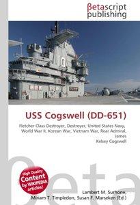 USS Cogswell (DD-651)
