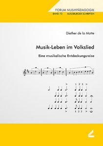 Musik-Leben im Volkslied