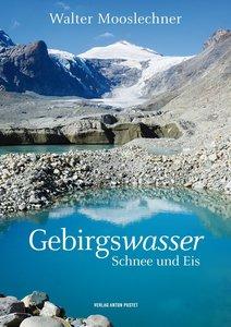 Gebirgswasser, Schnee und Eis