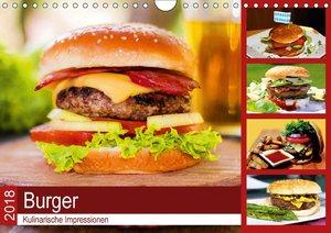 Burger 2018. Kulinarische Impressionen