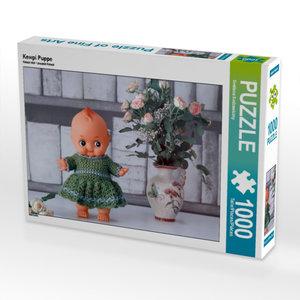 CALVENDO Puzzle Kewpi Puppe 1000 Teile Lege-Größe 64 x 48 cm Fot