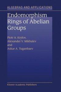 Endomorphism Rings of Abelian Groups