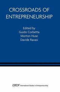 Crossroads of Entrepreneurship