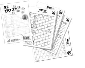 Yatzy -eXtra cLassic- Spielblöcke 3er