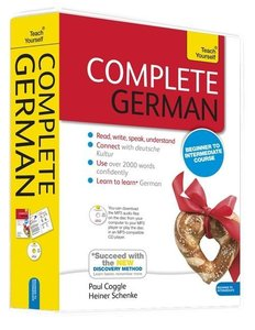 Complete German Book & CD Pack: Teach Yourself