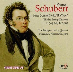 Streichquartette 12-15...