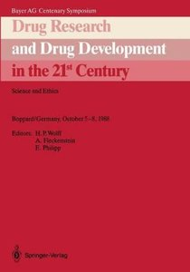 Drug Research and Drug Development in the 21st Century