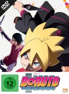Boruto: Naruto Next Generations - Volume 2: Episode 16-32
