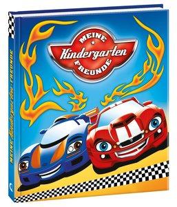 Meine Kindergarten-Freunde (Autos)