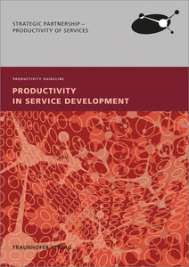 Productivity in Service Development