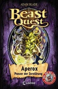 Beast Quest 48. Aperox, Panzer der Zerstörung