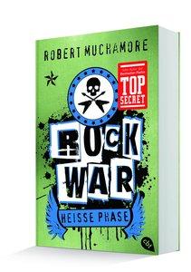 Rock War - Heiße Phase