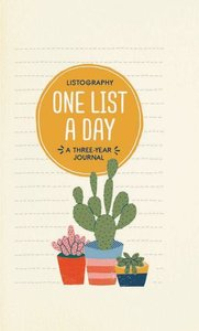 Listography: One List a Day