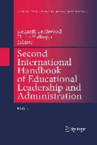 Second International Handbook of Educational Leadership and Admi