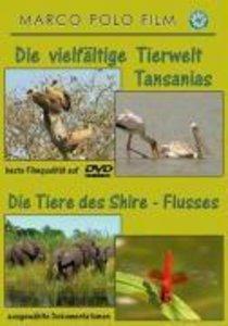 Die vielfältige Tierwelt Tansanias/Die Tiere des Shire Flusses