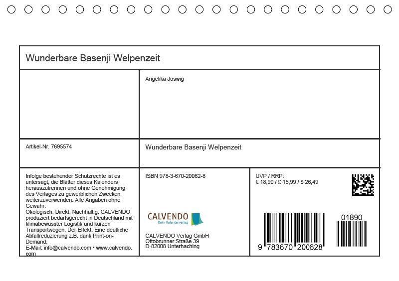 Wunderbare Basenji Welpenzeit - zum Schließen ins Bild klicken