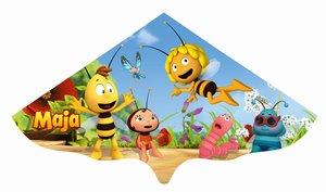 BIM Einleinerdrachen Biene Maja 115x63cm