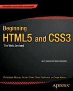 Beginning HTML5 and CSS3