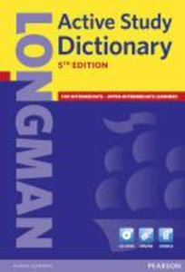 Longman Active Study Dictionary with CD-ROM
