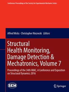 Structural Health Monitoring, Damage Detection & Mechatronics, V