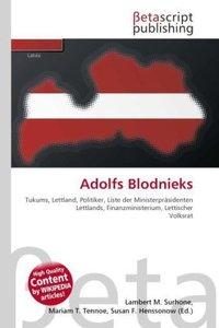 Adolfs Blodnieks