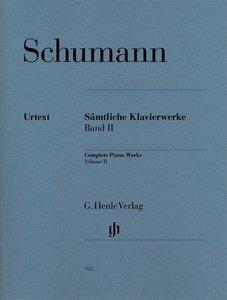 Sämtliche Klavierwerke 2
