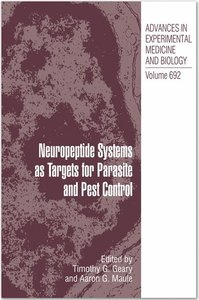Neuropeptide Systems as Targets for Parasite and Pest Control