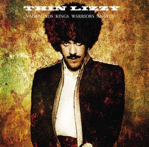 Thin Lizzy - Vagabonds, Kings, Warriors, Angels