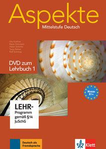 Aspekte 1 (B1+) DVD zum Lehrbuch