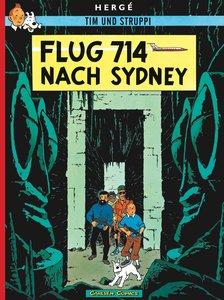 Tim und Struppi 21. Flug 714 nach Sydney