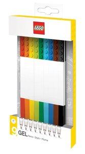 LEGO® 90300 - Gelschreiber, 9 verschiedene Farben