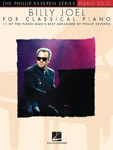 The Phillip Keveren Series: Billy Joel For Classical Piano