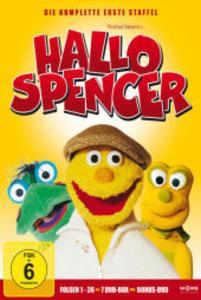 Hallo Spencer - die komplette 1. Staffel