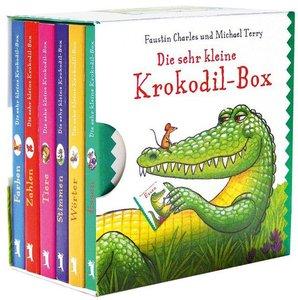 Terry, M: Die sehr kleine Krokodil-Box