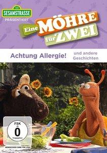 Sesamstrasse präsentiert: Eine Möhre für Zwei - Achtung, Allergi