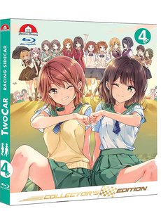Two Car. Tl.4, 1 Blu-ray (Limited Collector\'s Edition)