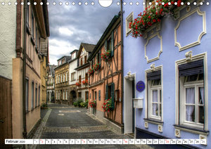 Die schönsten Orte der Eifel - Ahrweiler (Wandkalender 2020 DIN