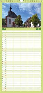 Dreieich - Familienplaner hoch (Wandkalender 2020 , 21 cm x 45 c