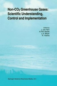 Non-CO2 Greenhouse Gases: Scientific Understanding, Control and
