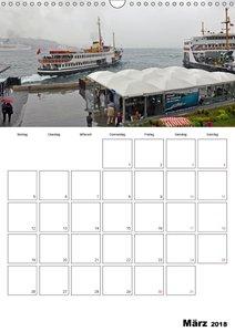 Istanbul: Schiffsverkehr zwischen Europa und Asien