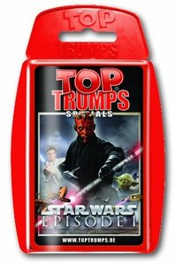 Top Trumps - Star Wars Episode I