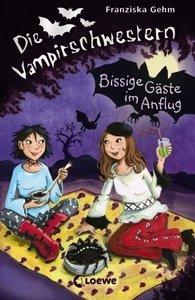 Die Vampirschwestern 06. Bissige Gäste im Anflug