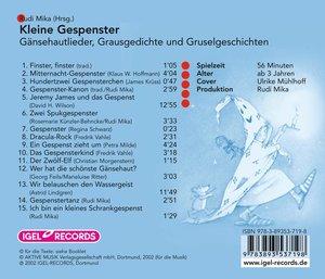 Kleine Gespenster. CD