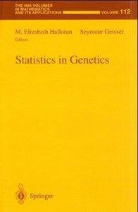 Statistics in Genetics