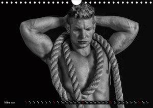 LIFESTYLE Fitness Kalender (Wandkalender 2020 DIN A4 quer)