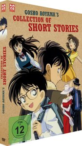 Gosho Aoyama\'s Collection of Short Stories, 1 DVD